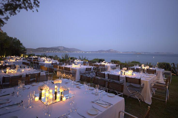 An Amazing Venue Island Art And Taste Athens Greece Wedding Pinterest Reception Venues Greek