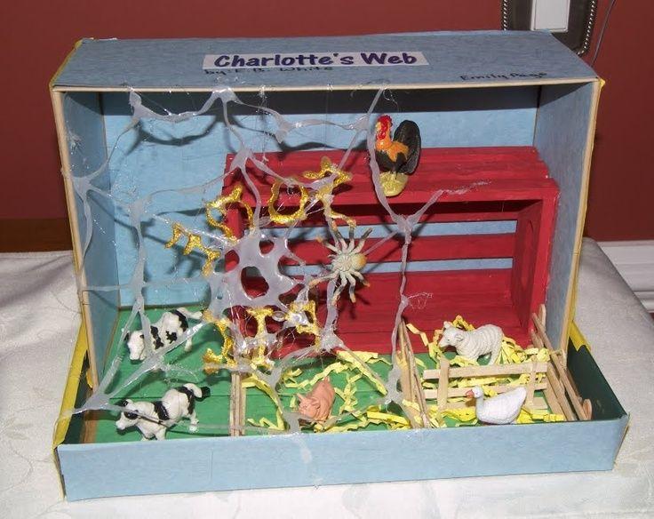 shoebox diorama book - Yahoo Image Search Results