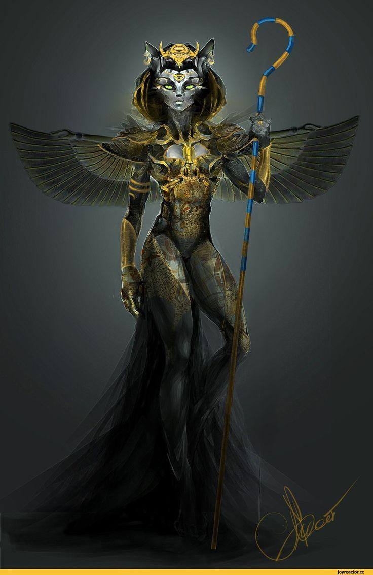 египетские богини - Поиск в Google