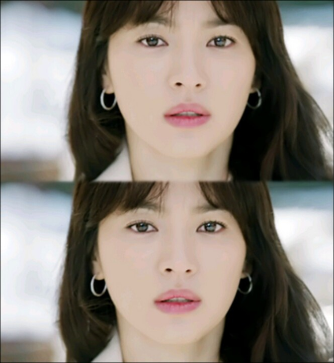 Korean actress, Song hye gyo 송혜교.