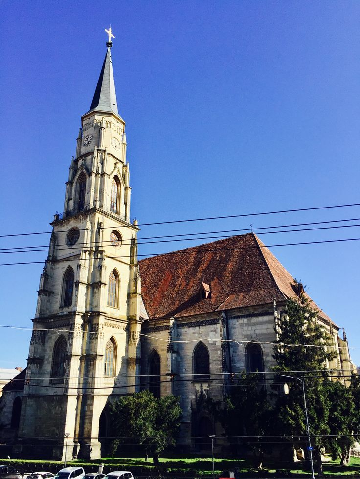 Cluj-Napoca #church#lovely#sunny