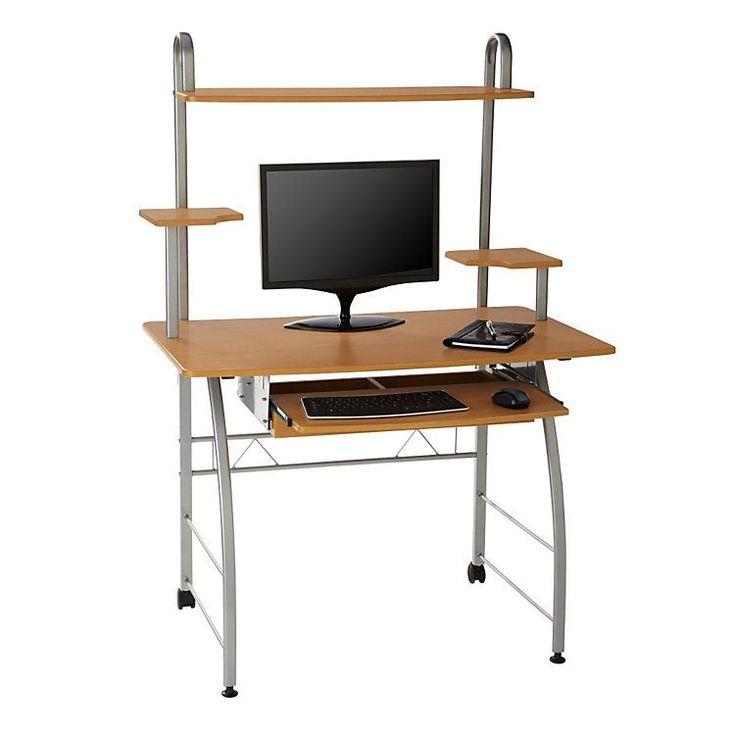 Brenton Studio Zillope II Computer Desk 56 14 H x 39 38 W
