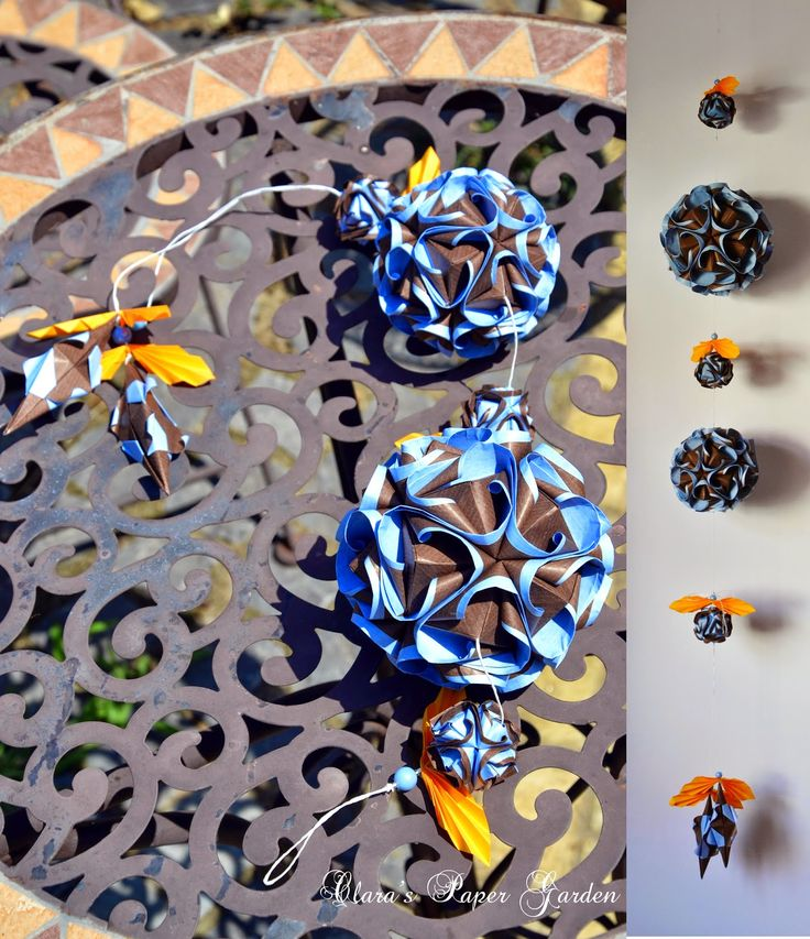 Autumn project Rust Arte em papel, Arte