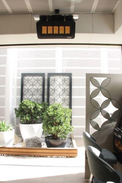 Natural Gas Patio Heater, Outdoor Heaters, Patio Lighting, Lighting Ideas,  Sydney Australia