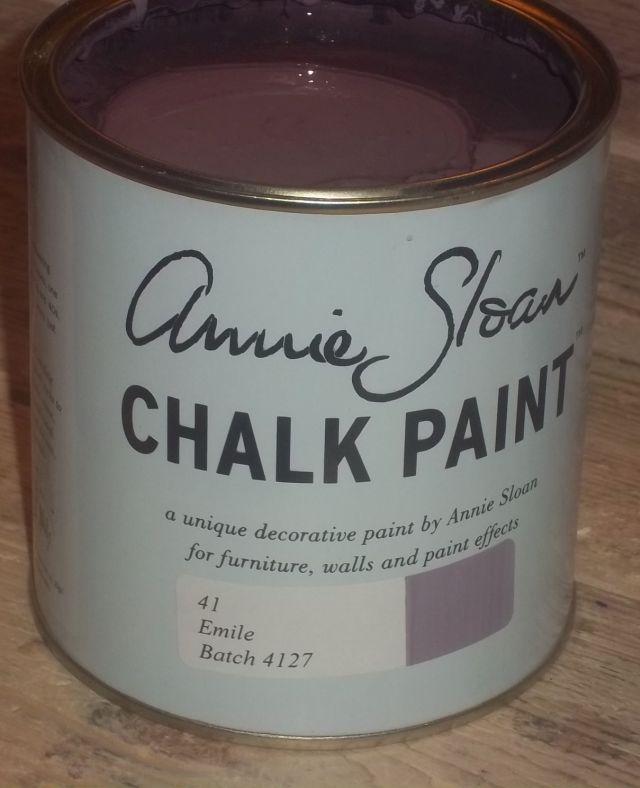Annie Sloan krijtverf Emile 1 liter