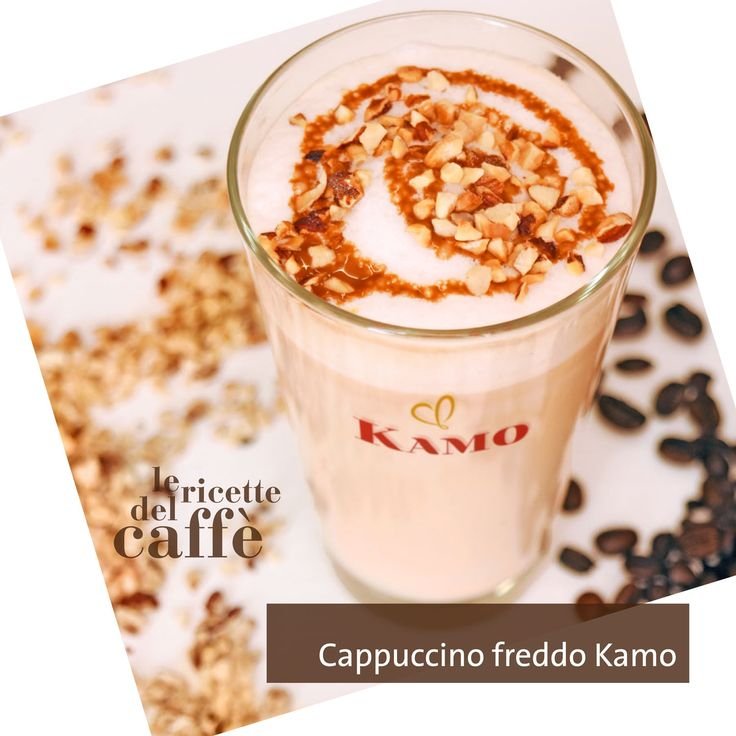 Cappuccino freddo Kamo