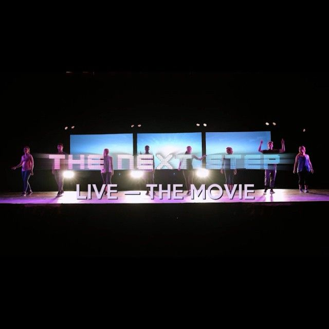 June 26th and 27th #TheNextStepLive MOVIE is hitting select theatres across Canada! Visit Cineplex.com/events for tickets!