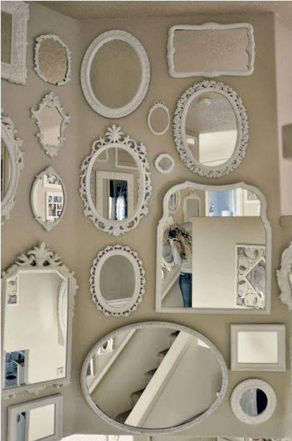 Vuoi dare un tocco diverso alla tua casa, crea le pareti shabby chic, avrai una casa unica