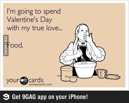 Funny Valentine's Day Memes [PHOTOS] - Entertainment & Stars / Spending with tv, pizza and a friend for me! As long as you're having fun, who cares! #TeamSingle