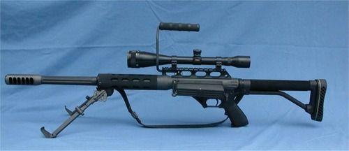 Zel Custom Tactilite T2 .50 BMG Upper