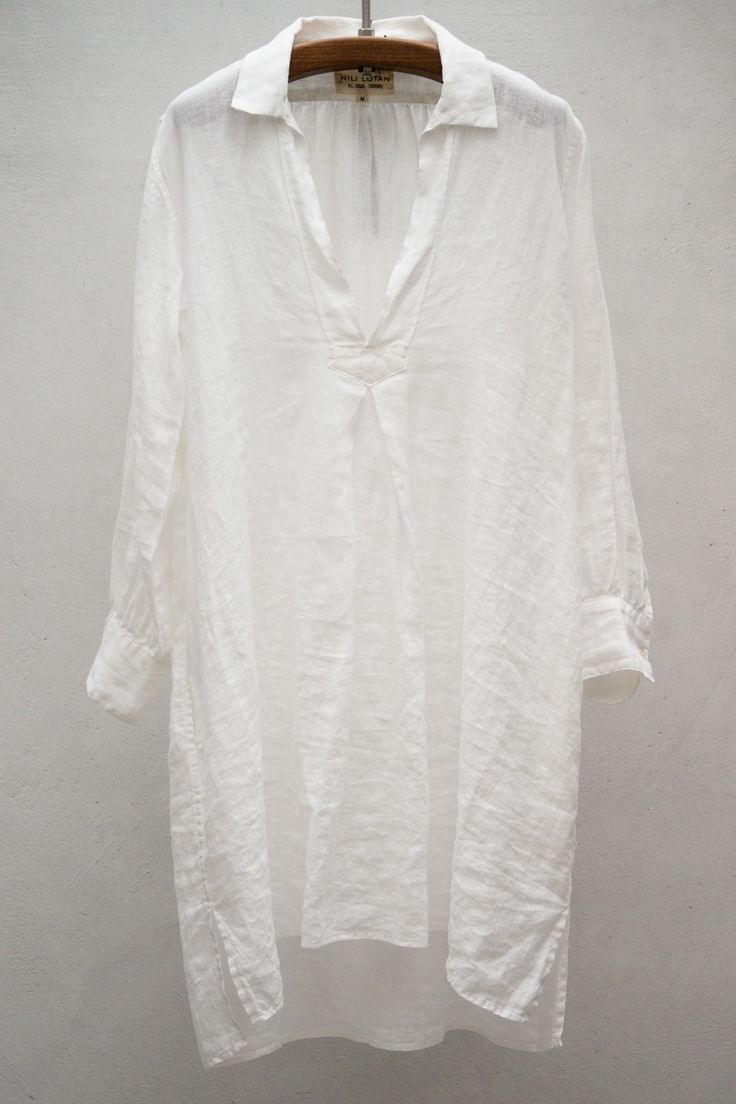 St Tropez Dress — White
