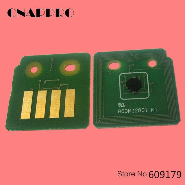20pcs Original Reset Phaser7500 Toner Chip For Xerox Phaser 7500