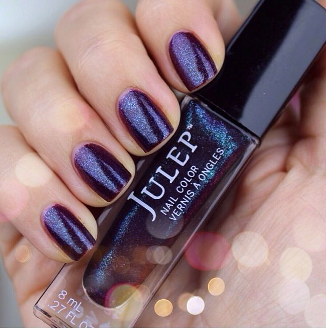 Julep nail polish in Ciara...my favorite nail polish color evah!