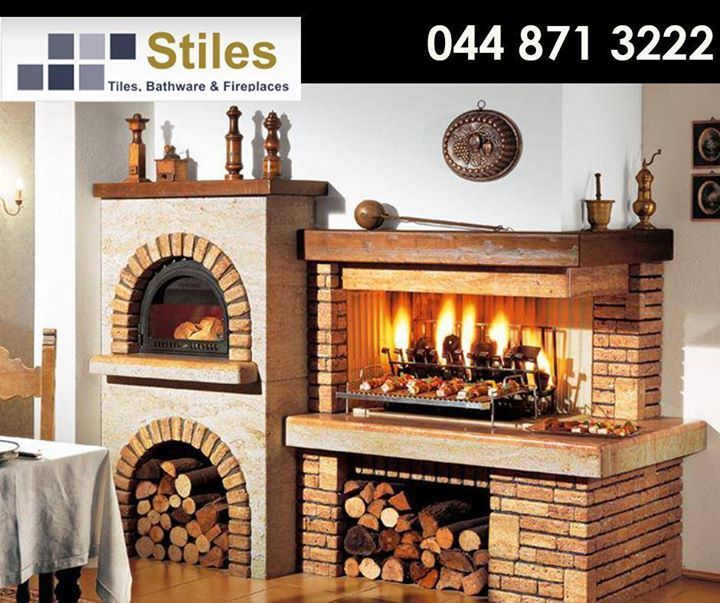 Bring out your inner Chef with a Traditional wood #oven in your braai area. This oven has a beautiful ceramic glass door and a thermometer to allow for the ultimate control with direct heat #cooking. For more information, call #StilesGeorge on 044 871 3222.