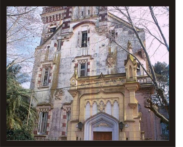palacio abandonado en buenos aires san fernando