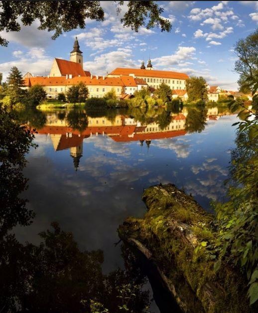 Telč (South Moravia), Czechia #town #Czechia #renaissance #unesco