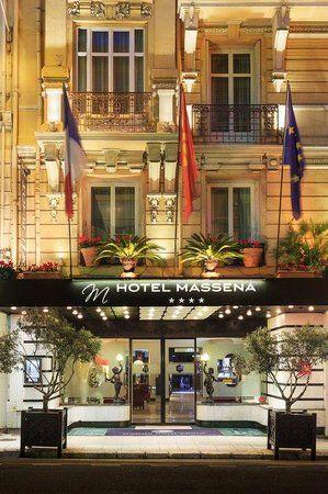 L'Hotel Massena, Nice