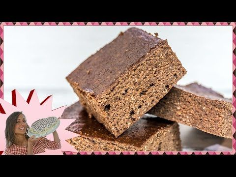 Brownies Proteici - Senza Uova, Burro, Zucchero, Farina - YouTube