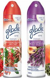 $0.50 off 3 Glade Room Sprays Coupon on http://hunt4freebies.com/coupons