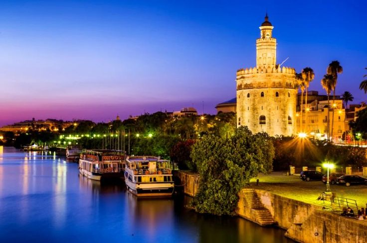 Sevilla Full Day with High Speed Train from Madrid with Tourboks.