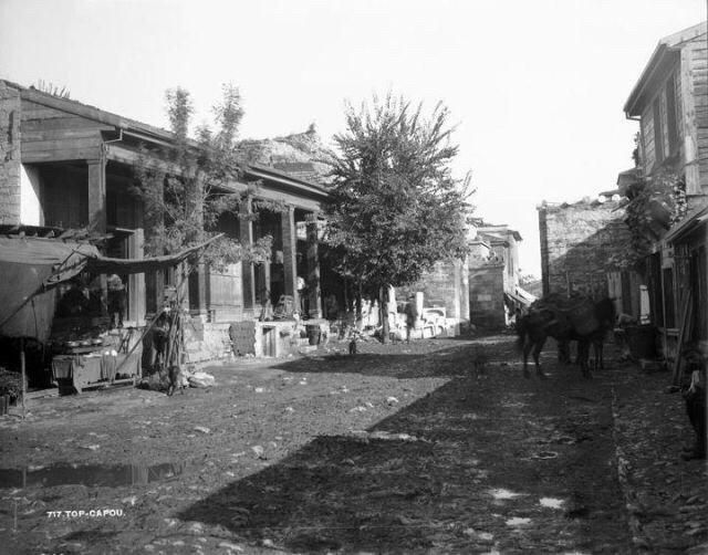 1900lerde #Topkapi #istanbul #istanlook