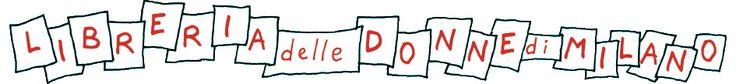 Logo Libreria delle Donne