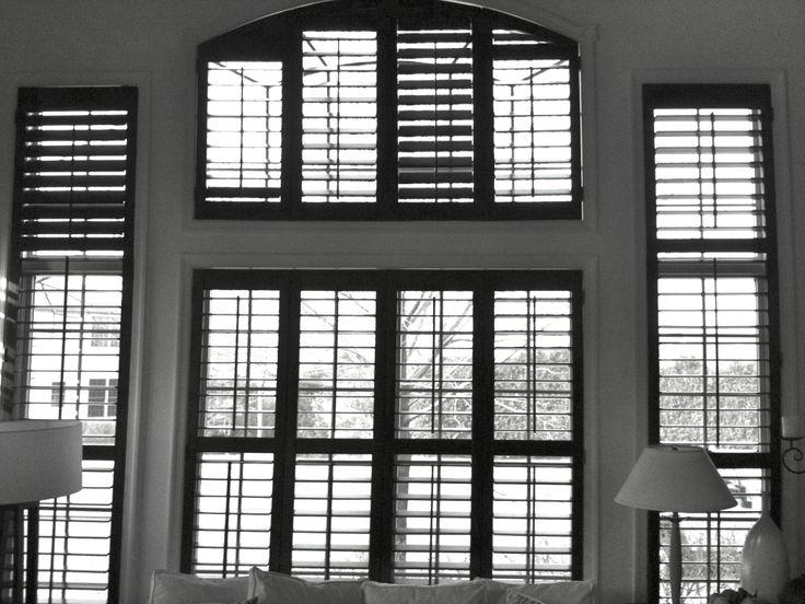 1000 images about hunter douglas plantation shutters - Hunter douglas interior shutters ...