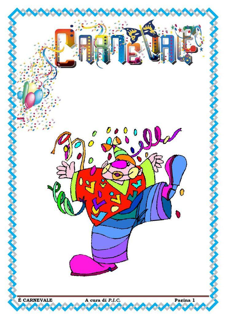 Carnevale | PDF to Flipbook