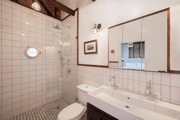 Urban Cowboy Williamsburg B&B Bathroom | Remodelista