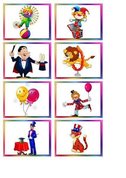 * Circus! Wat ontbreekt! 7-8
