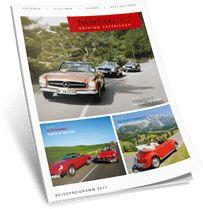 """Classic Car Travel Daimler AG und Nostalgic launchen exklusive Oldtimerreisen mit Mercedes-Benz Auf der einen Seite ein weltweit führender Hersteller von Premium-Automobilen mit seiner über 100jährigen Geschichte, auf der anderen der führende Veranstalter von hochwertigen Oldtimerreisen und -Incentives. Seit 2015 werden unter dem label """"Classic Car Travel"""" Reisen angeboten, bei denen die Teilnehmer am Steuer …"""