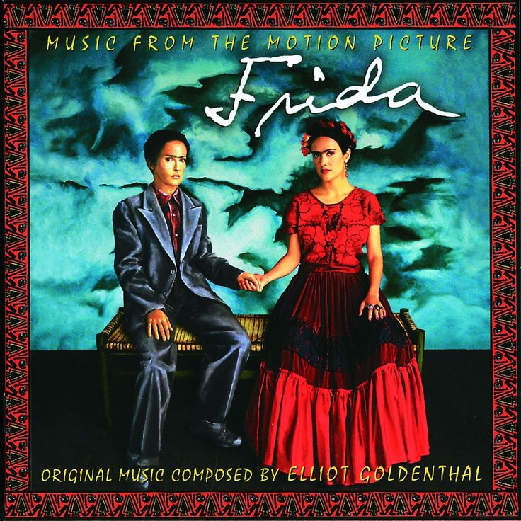 """Frida"" movie soundtrack, 2002."