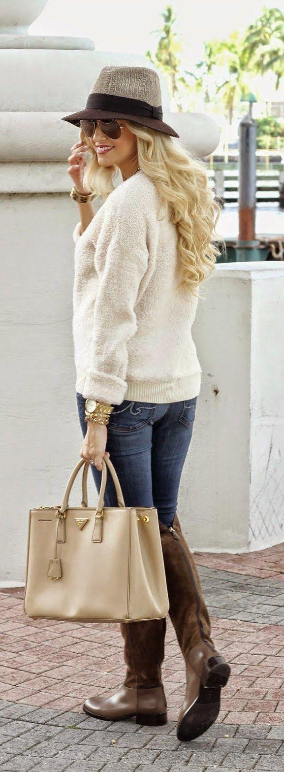 Michael Kors Sac Jeans