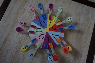Rozpoznawanie samogłosek w zabawie z 2-latkiem | Kreatywnie w domu