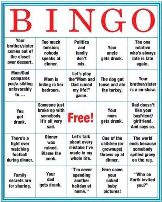 Secret Sister Question Form - Bing Images | Secret Sisters ... |Christmas Bingo Questions Funny
