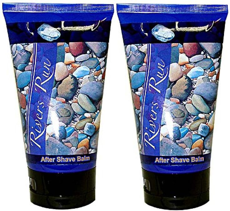 Rivers Run #After #Shave is a soothing balm for repairing skin after shaving. Suitable for all ages.  $8.00 to order email: sales@giftsfromyou.com.au