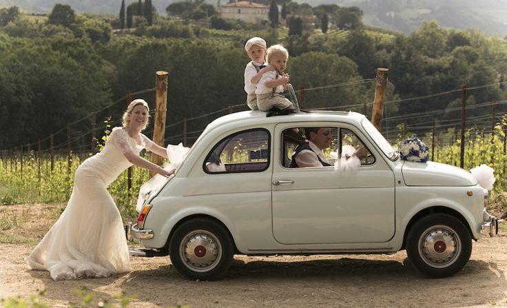 De Italiaanse Bruiloft   Bruiloft op zijn Italiaans