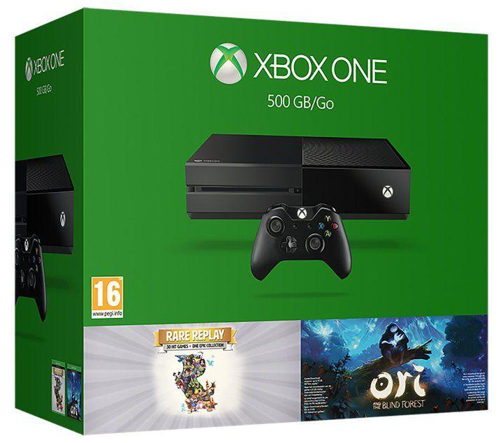 UK Deals: Xbox One Now Under 180