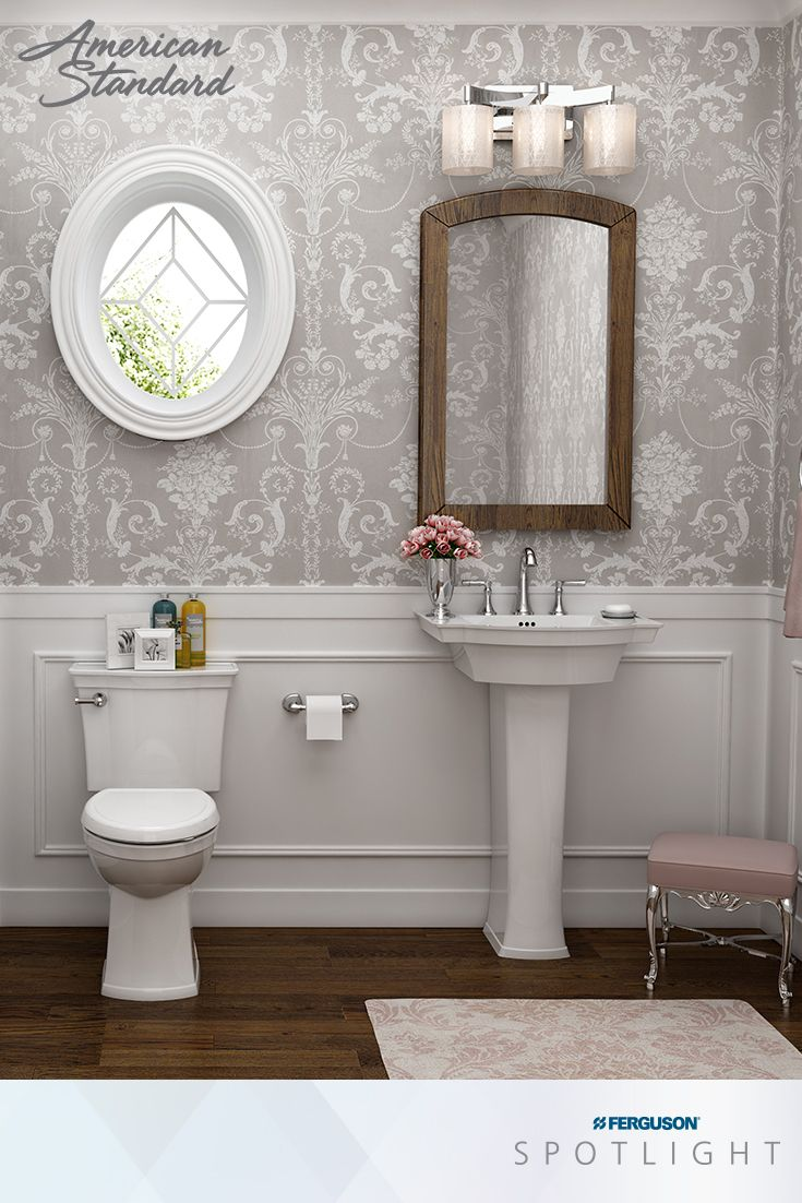 Inspired By Classic American Traditional Designs And Available Exclusively  Through Ferguson Showrooms, The Estate® Bath Collection By Offers A Full  Suite Of ...