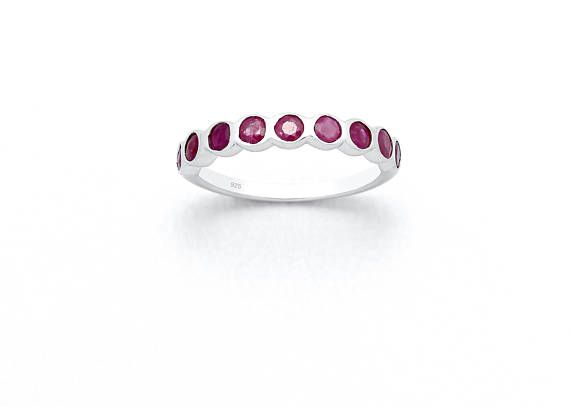 Hey, I found this really awesome Etsy listing at https://www.etsy.com/uk/listing/532959652/ruby-eternity-ring