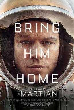 The Martian (2015) Movie - Bring Him Home