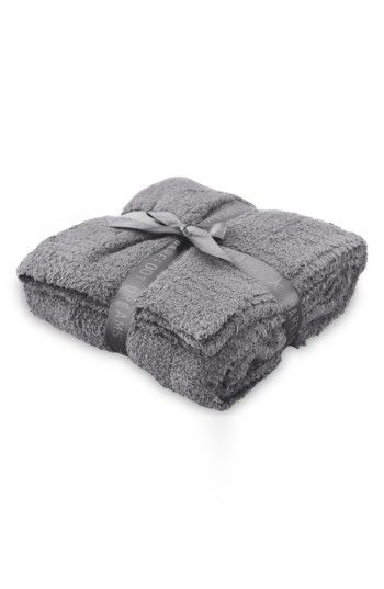 Free shipping and returns on Barefoot Dreams® Cozy Chic Throw at Nordstrom.com. Cuddle up under a microfiber blanket that's extra soft and cozy, just the thing for chilly days and nights. The easy-care fabric won't shrink, pill or wrinkle, so this plush throw is sure to serve as a homey addition to your living room or bedroom décor.