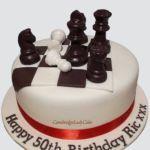 Novetly Chess Cake
