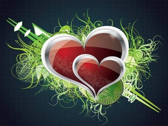 70 best Hearts images on Pinterest  Beautiful hearts Heart and
