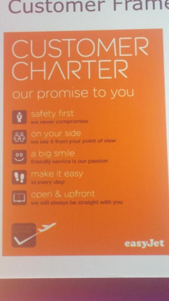 Nienke bloem on what is for Customer care charter template