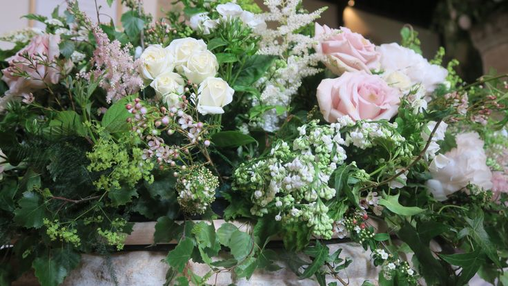 See Pippa Middleton's Wedding Flowers