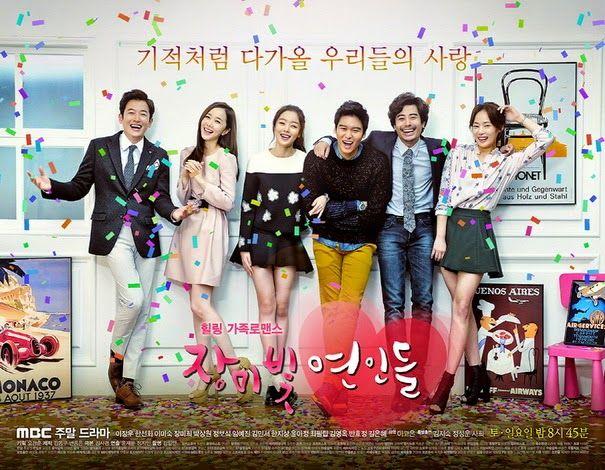 Freemoviesub | Tv-series movie, Korean Drama [English subtitle]: Rosy Lovers Episode 32