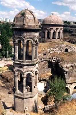 Kayseri, Germir village - կարմիր / Καρμιριά.