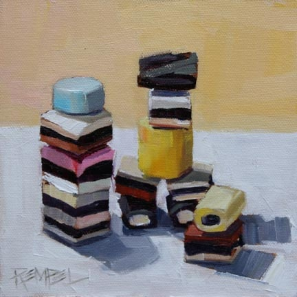Eat Drink Paint • Kim Rempel: Available Food Paintings