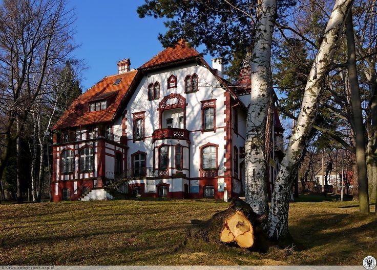 Bielawa - Willa nr 9, ul. Korczaka Janusza